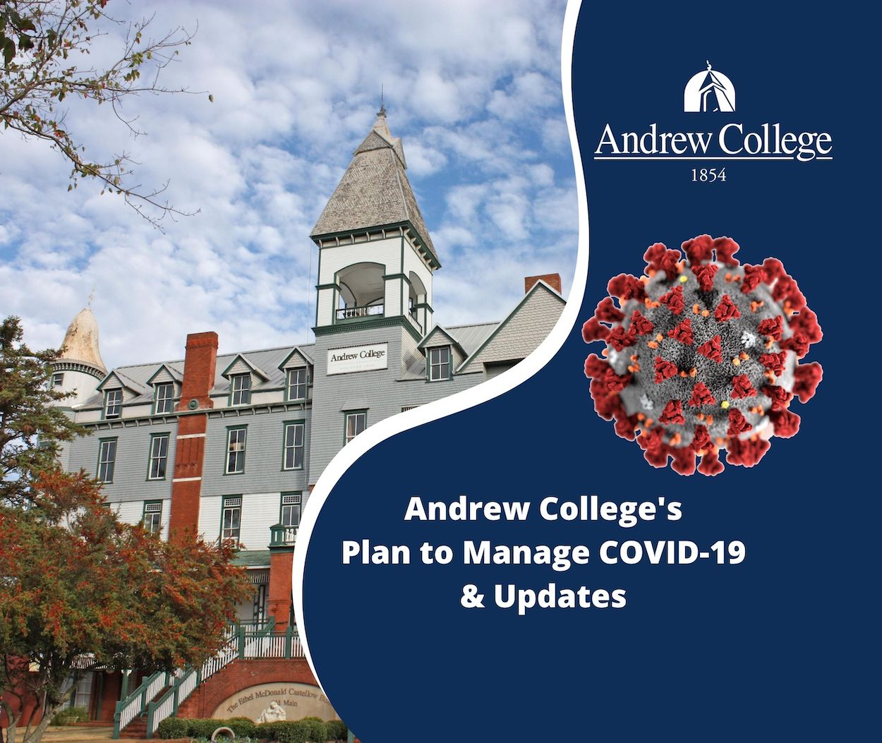 Andrew College COVID-19 Update
