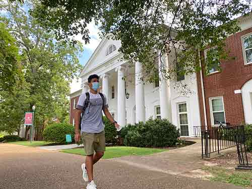 LaGrange College places in Top 5 in ranking